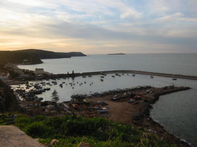 vue du haut de la falaise Port.jpg