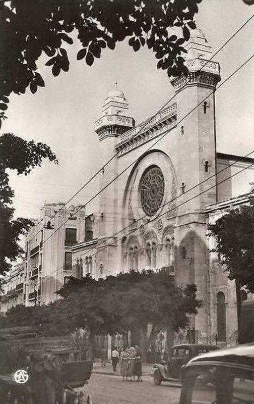 Grande Synagogue d\'Oran   1948.jpg
