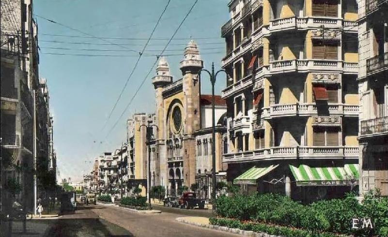 Grande Synagogue d\'Oran   1952.jpg